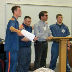 Singing Praises in Prison