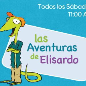 Audio Program: Las Aventuras de Elisardo (The Adventures of Elisardo)