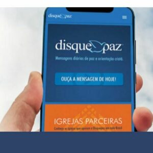 Phone Devotional: Disquepaz (Dial Peace)