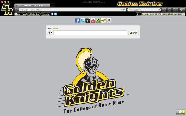 The College of Saint Rose welcome image