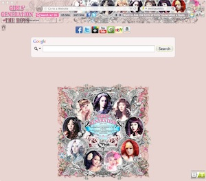 Girls' Generation (SNSD) welcome image