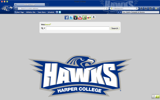 Harper College welcome image