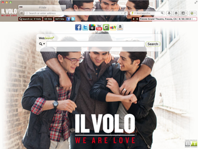 Il Volo welcome image