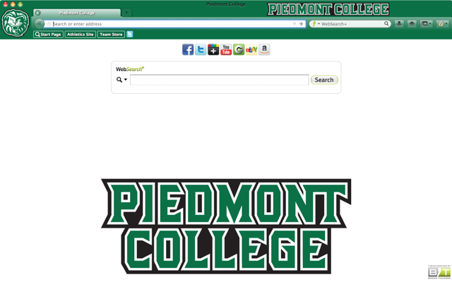 Piedmont College welcome image