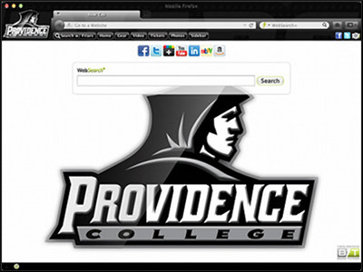 Providence College welcome image