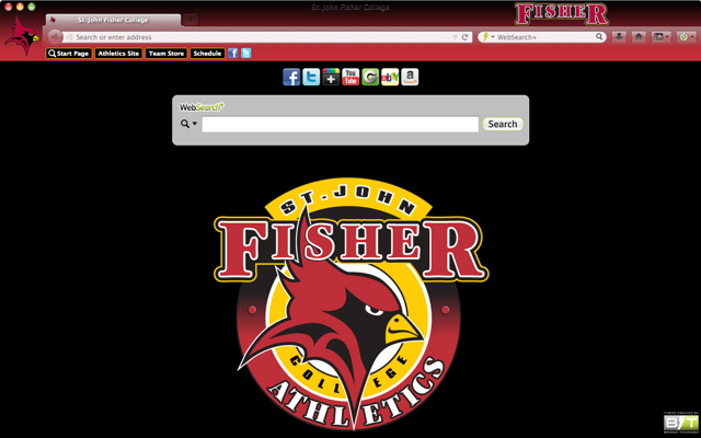 St. John Fisher College welcome image