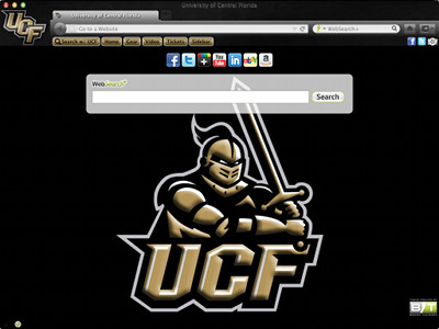 University of Central Florida welcome image