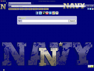 United States Naval Academy (Navy) welcome image