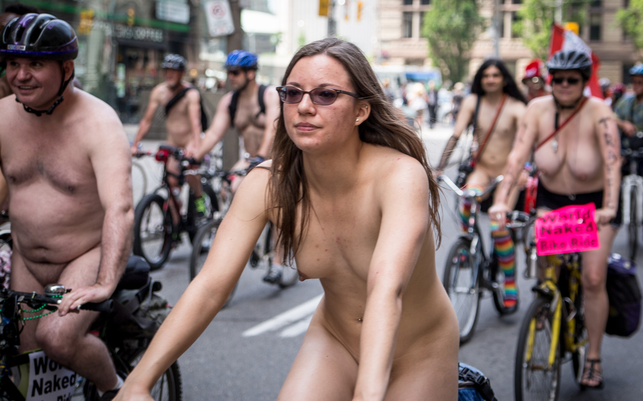 World Nude Bike 83