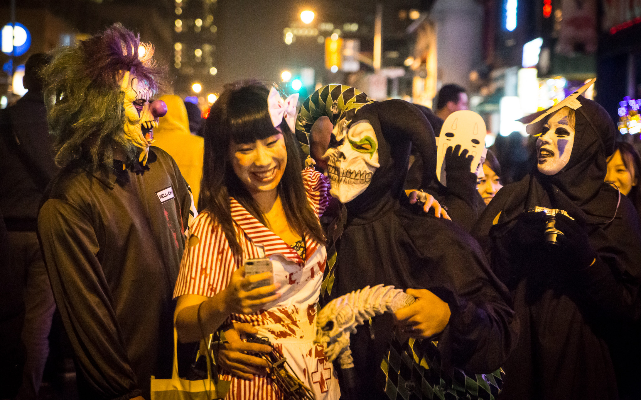 Co-Ed) Halloween Street Party on Church - Saturday, October 31 ...