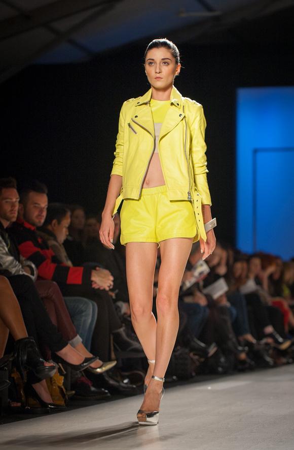 Mackage Toronto Fashion Week