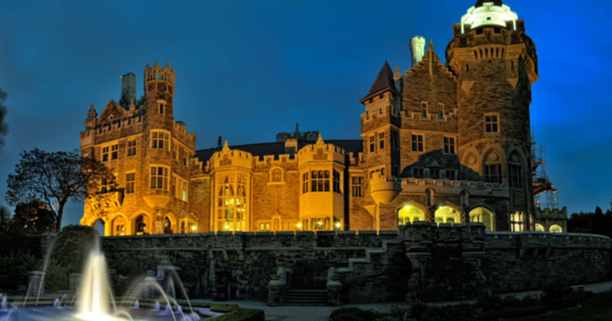 How S The New Escape Room Game At Casa Loma