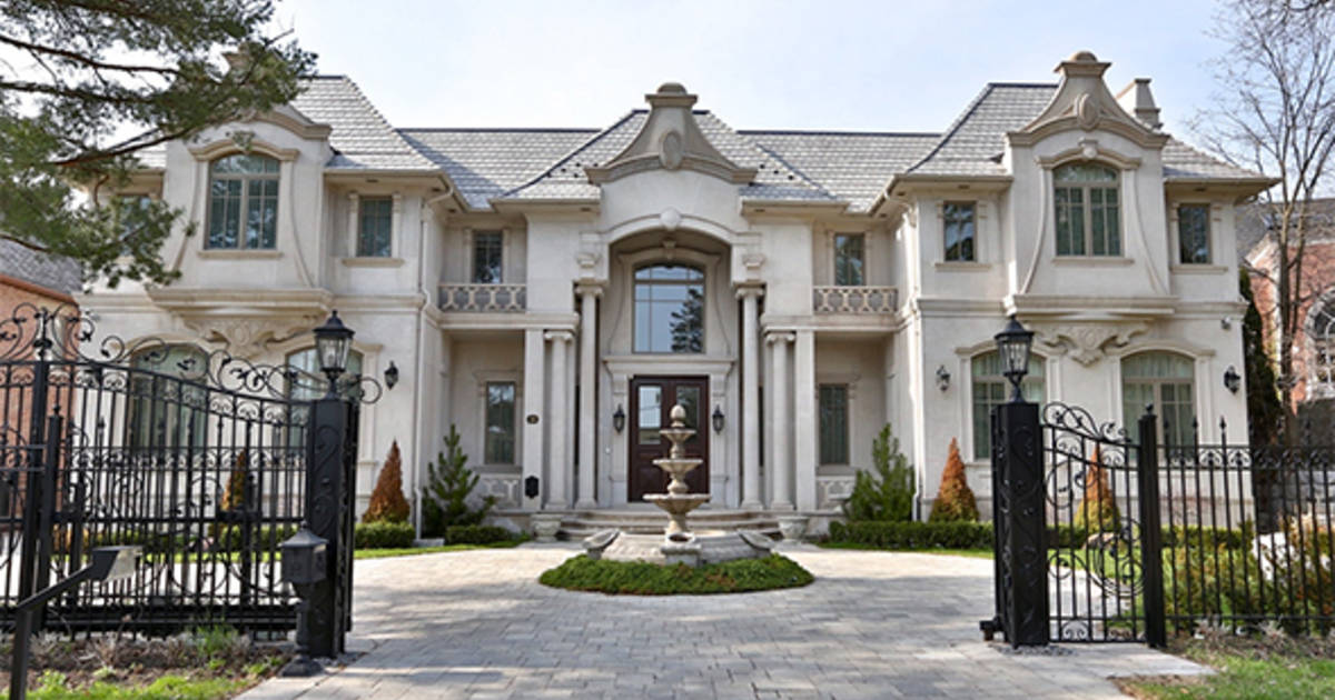 Toronto is the world's hottest luxury real estate market