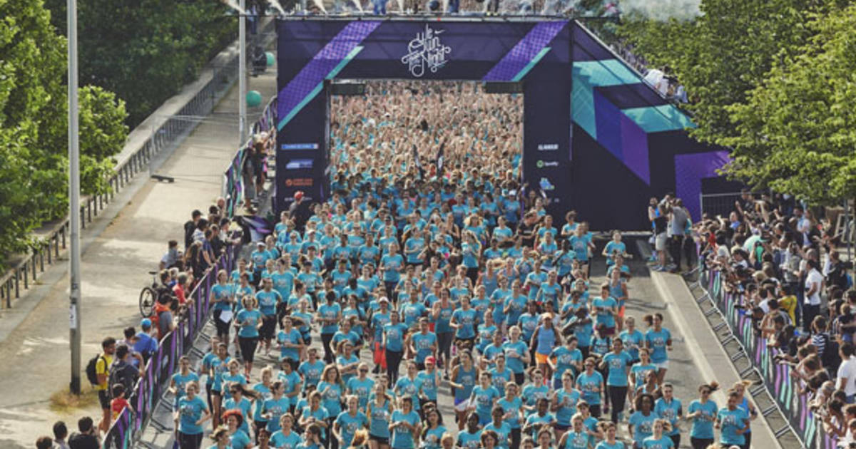Nike running race coming back to the Toronto Islands