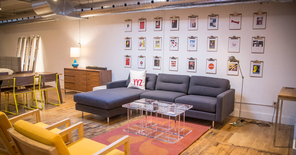 10 modern furniture stores in toronto that will make you for Designer furniture stores