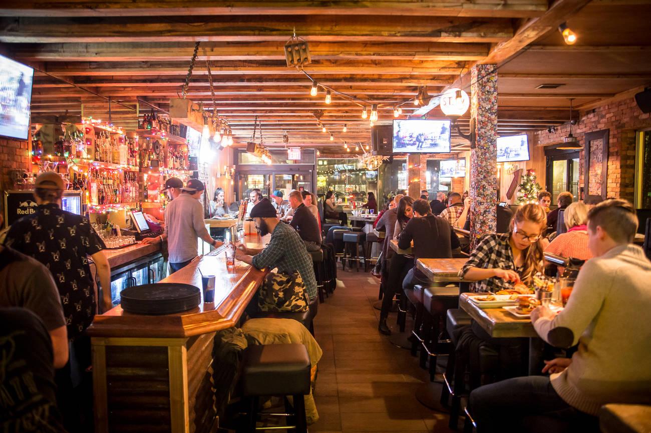 Restaurants Near Loop Bar London