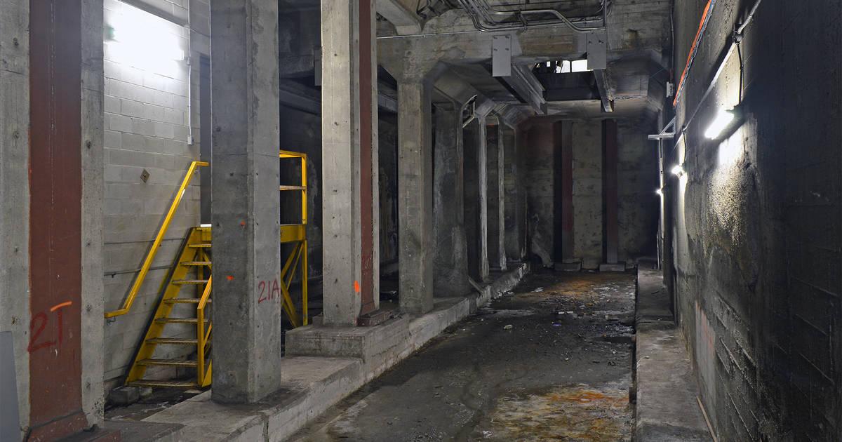 A guide to the secret tunnels hidden beneath Toronto