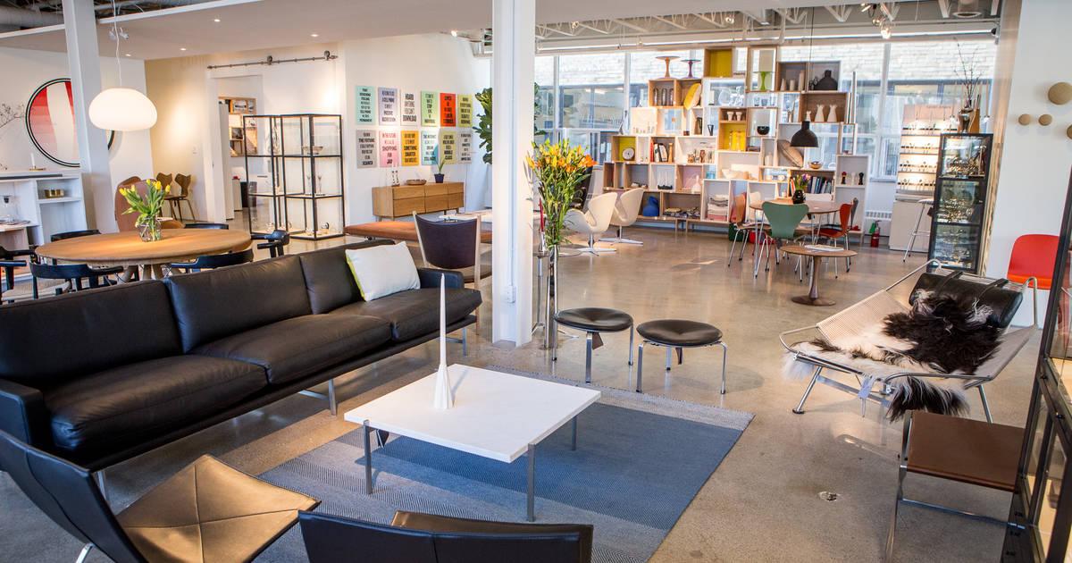 トロントの現在10の家具店