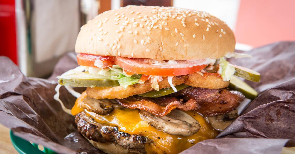 トロントで最高のハンバーガー