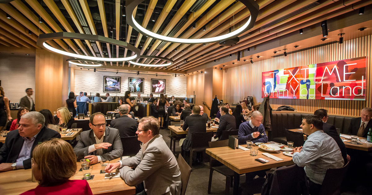 The Best Restaurants for a Business Lunch in Toronto