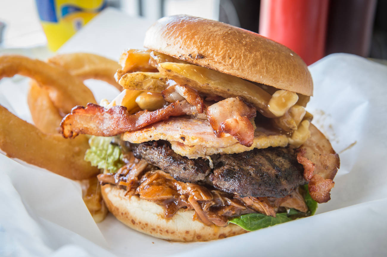 The 10 most indulgent burgers in Toronto