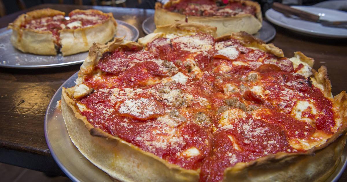 深皿ピザのトロントのソースは突然シャットダウンします