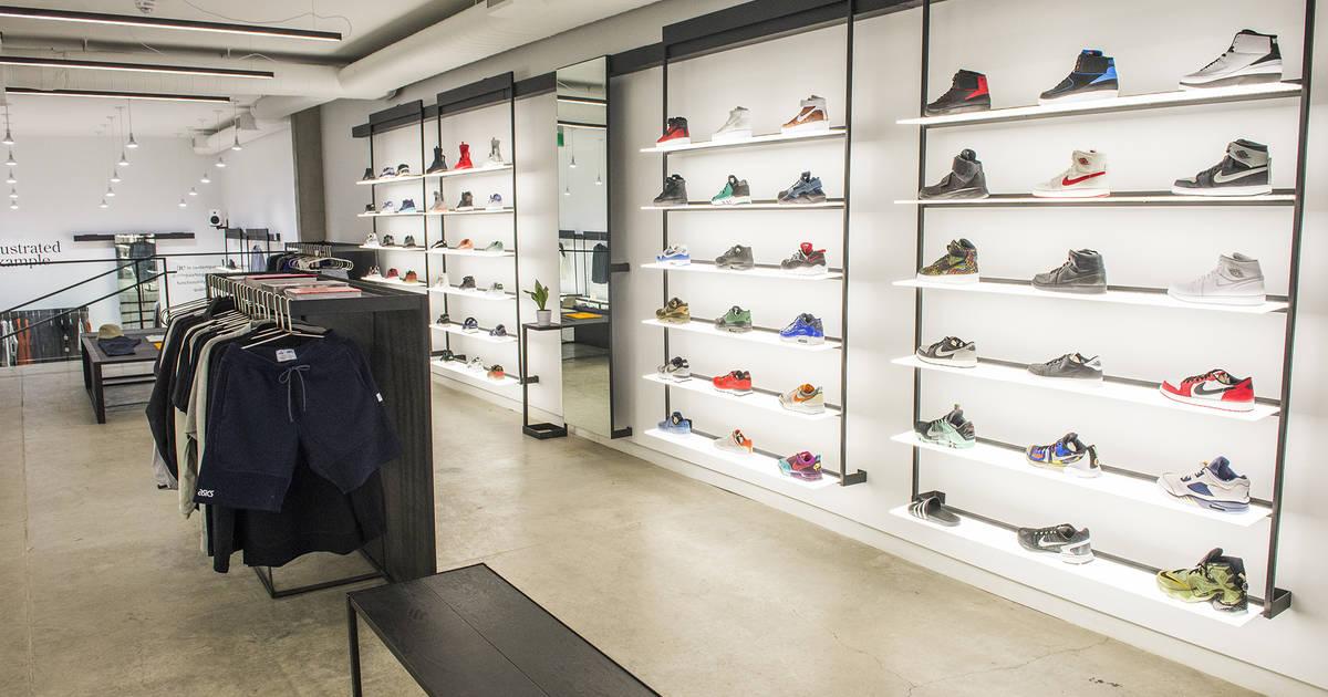 b3f4085df61318 The Best Sneaker Shops in Toronto