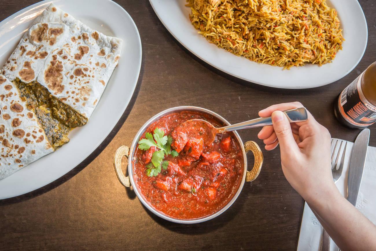 Indian Food Annex