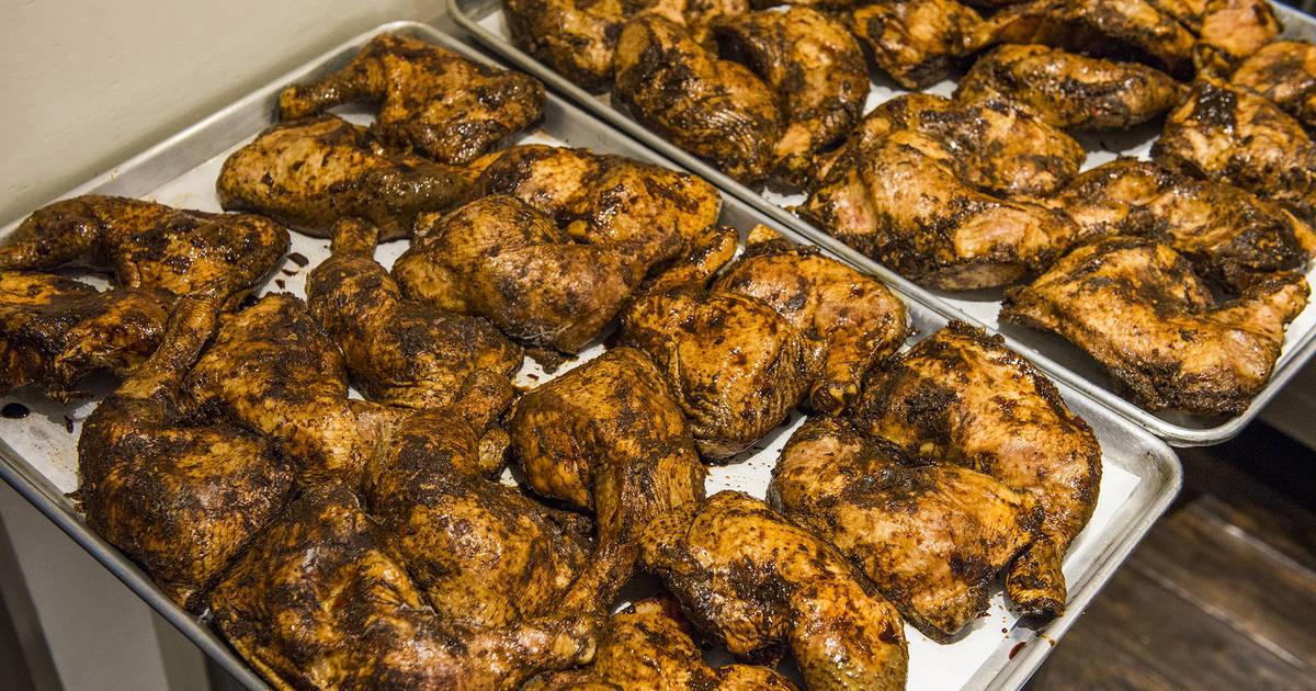 The Best Jerk Chicken In Toronto