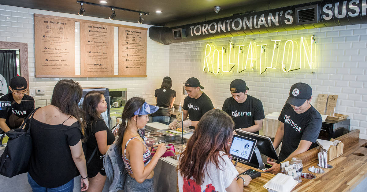 The top 10 places to eat in Toronto's Little Tokyo