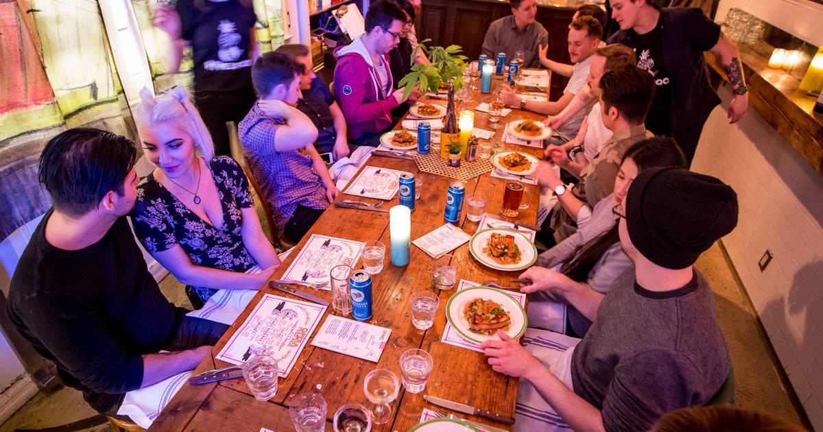 トロントにある10の秘密の夕食クラブ