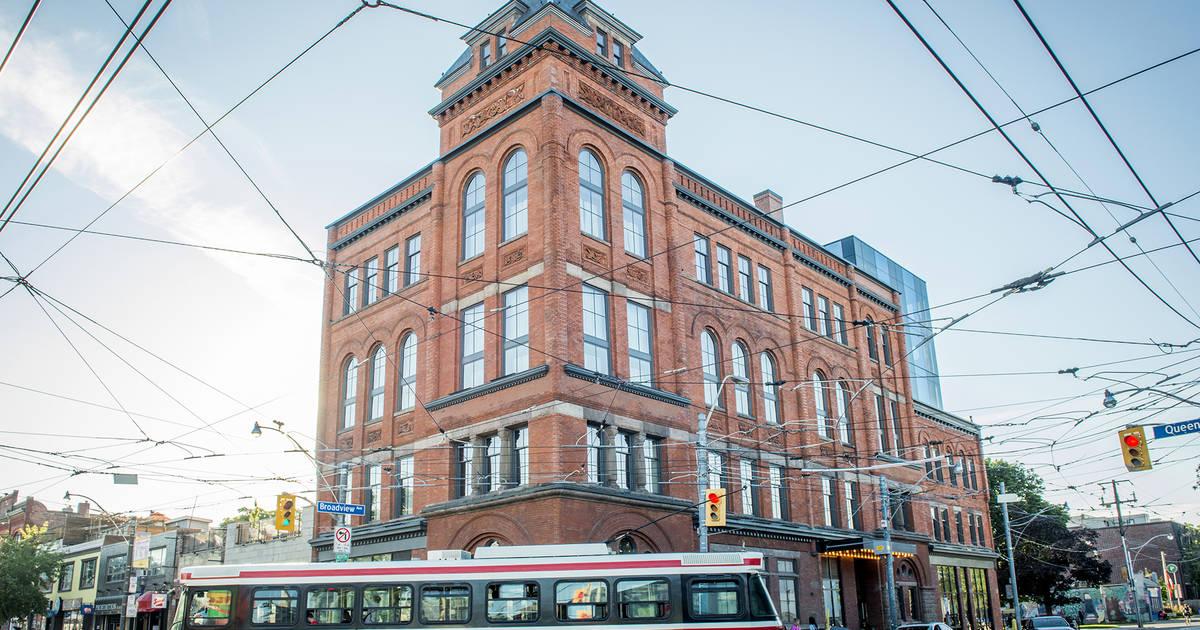 ブロードビューホテルとグラッドストーンホテルは、重要なビジネスであるにも関わらず、トロントで閉店します