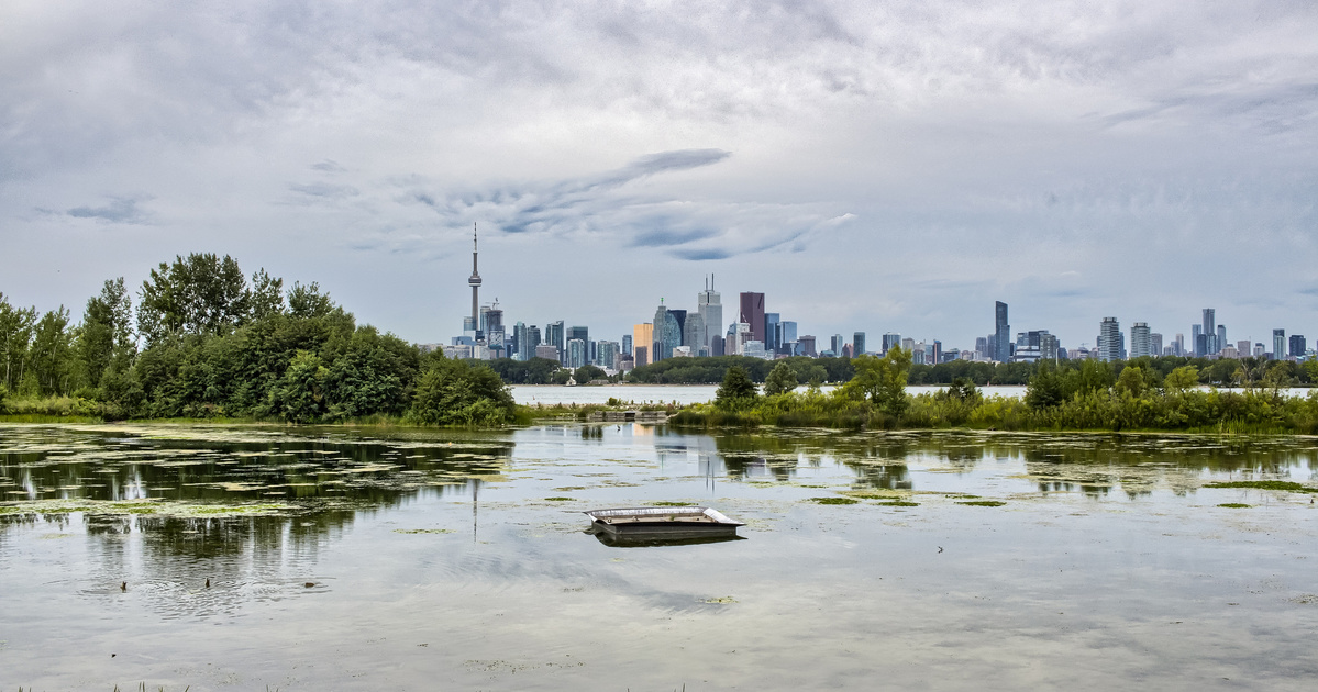 The top 10 places in and around Toronto to get away from it all