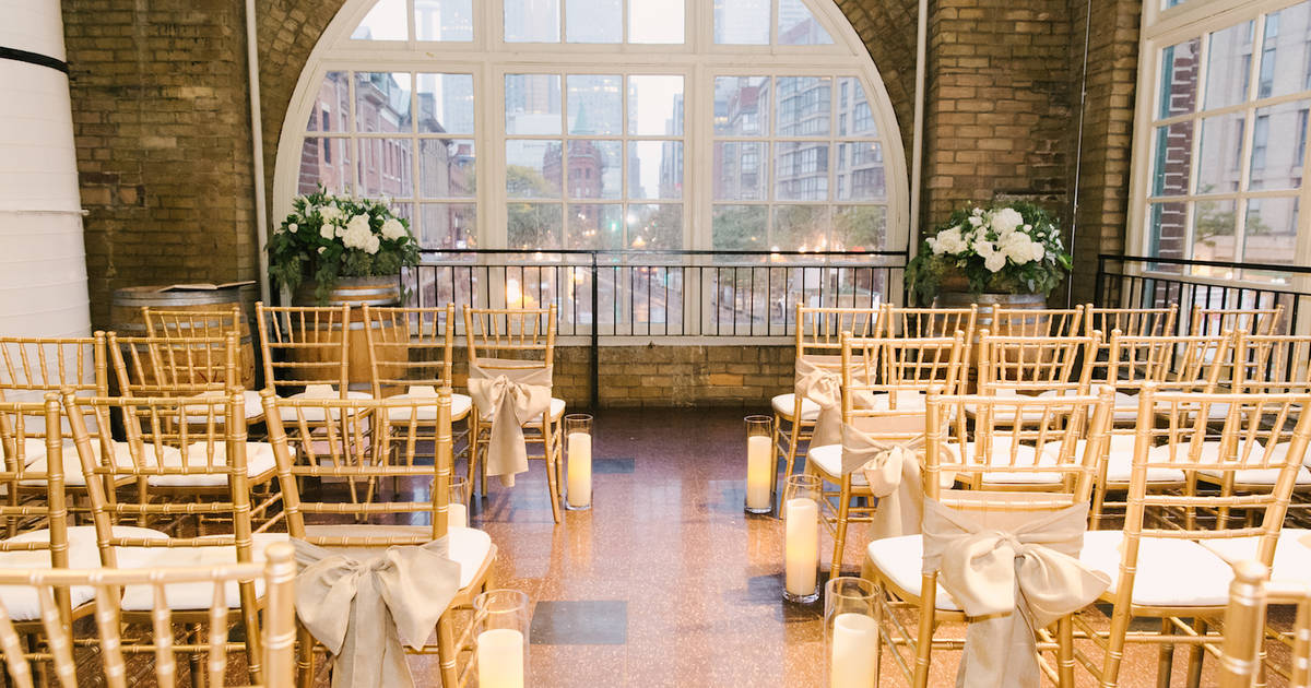 The Top 10 Cheap Wedding Venues In Toronto