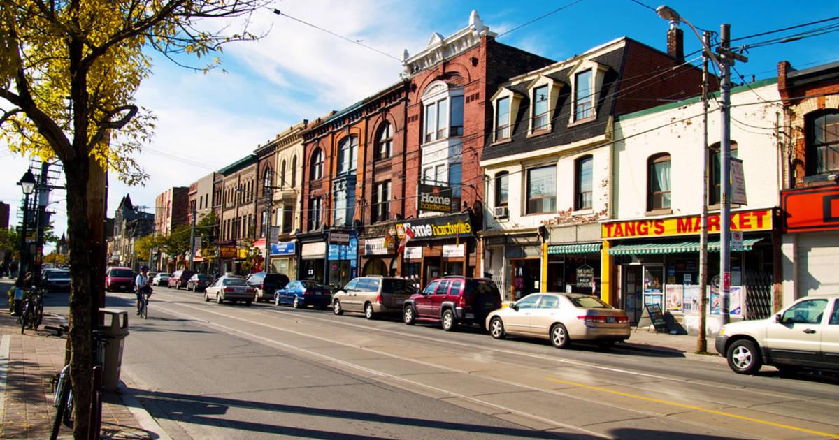 How Toronto neighbourhoods got their names