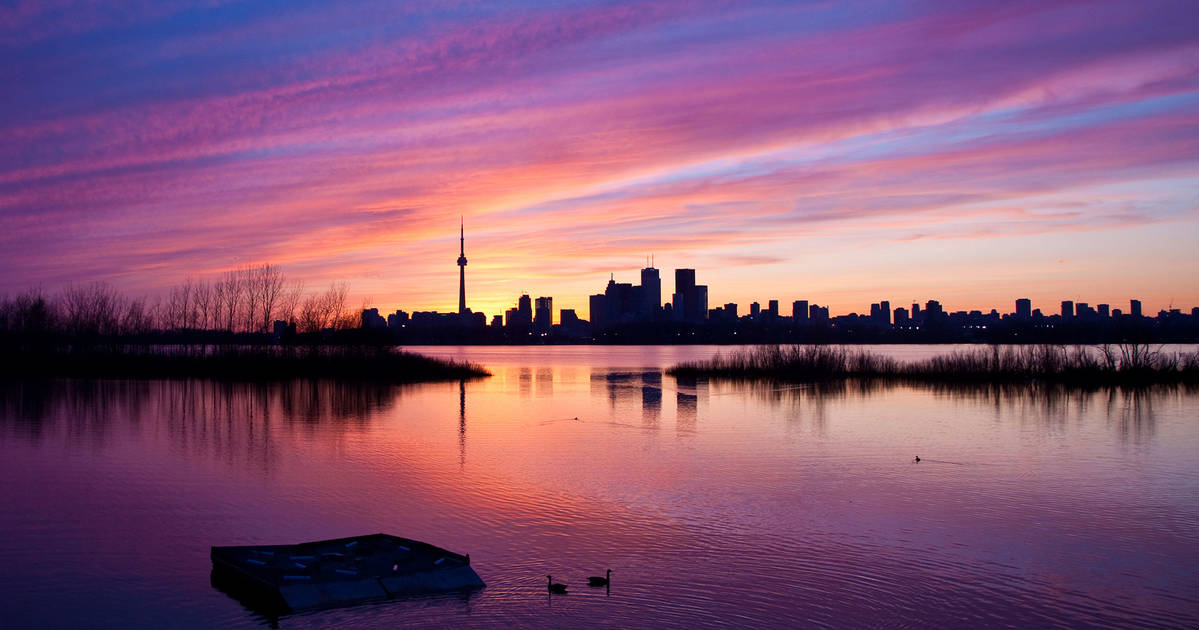 The top 10 places to watch an epic sunset in Toronto