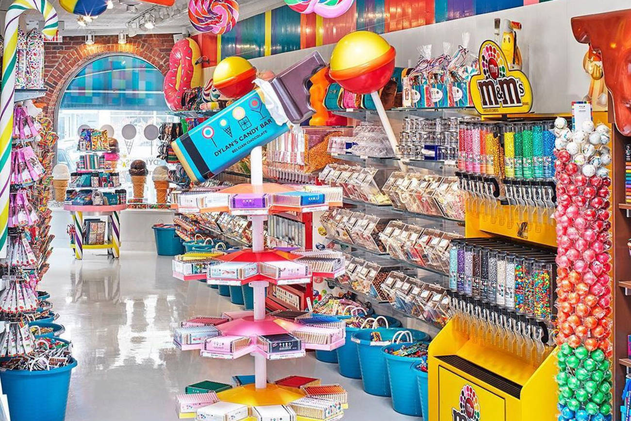 Dylan's Candy Bar just opened its first Toronto location