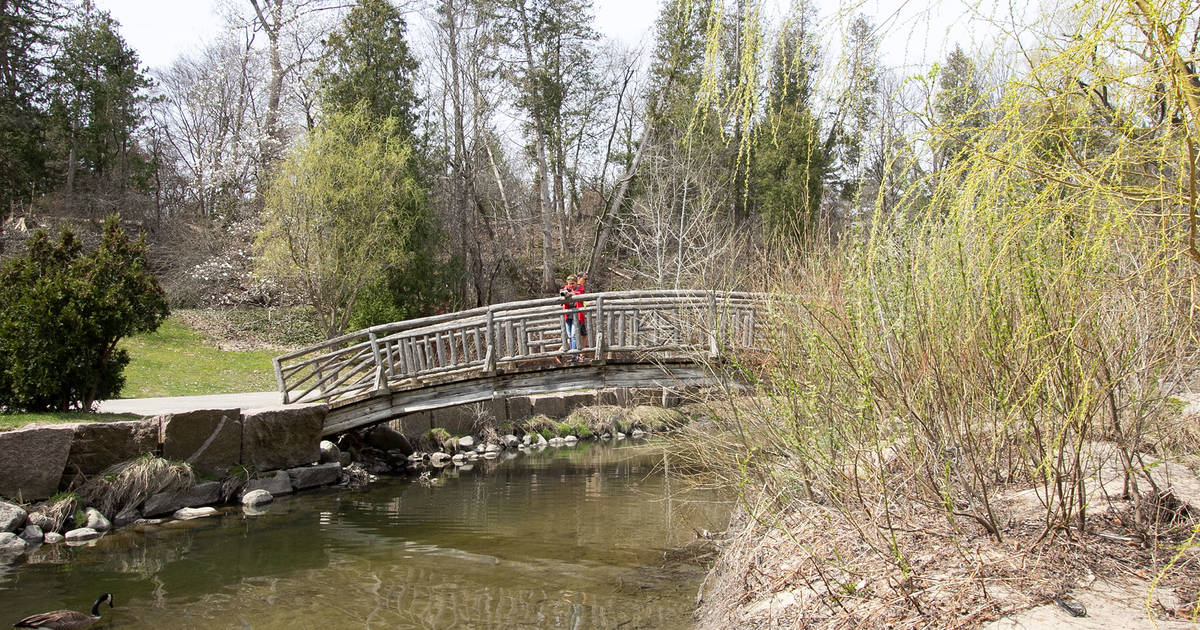 The top 10 places to take a walk in Toronto