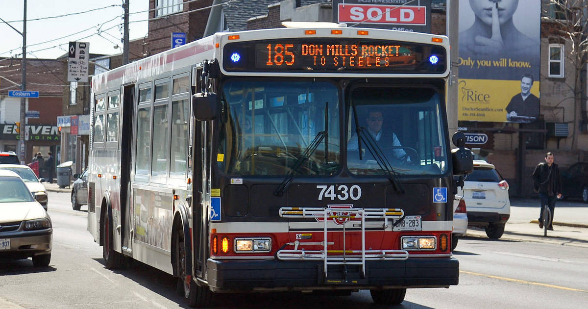 The TTC is about to launch a new express bus network