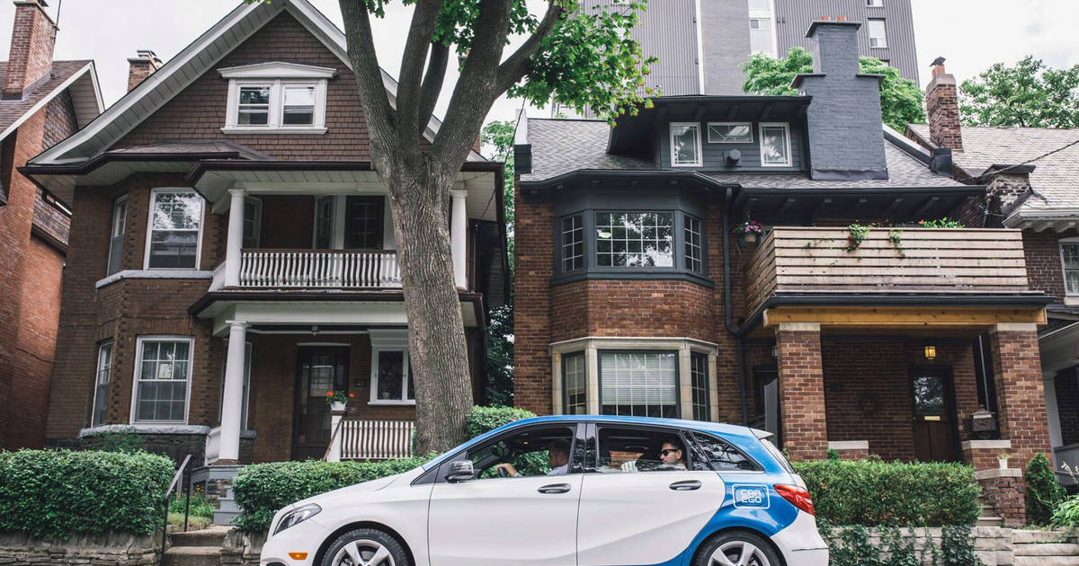Apply For Lyft >> Toronto might let car sharing services park on residential streets