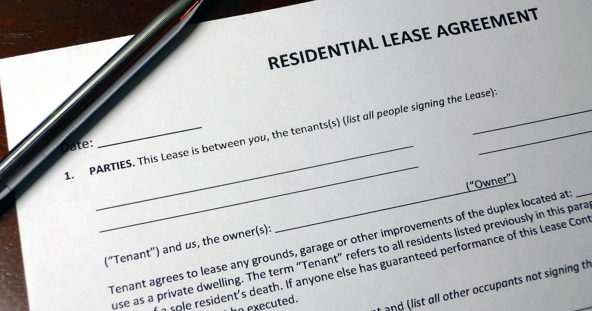 Ontarios New Standardized Lease Agreement Is A Renters Dream