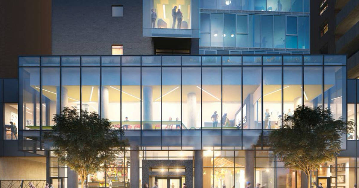 Fancy New Ryerson Residence Might Be Too Expensive For
