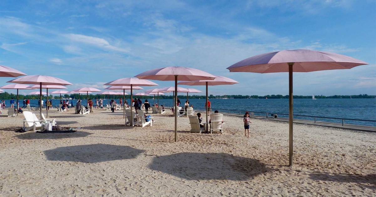 The top 10 places to hang out by the lake in Toronto
