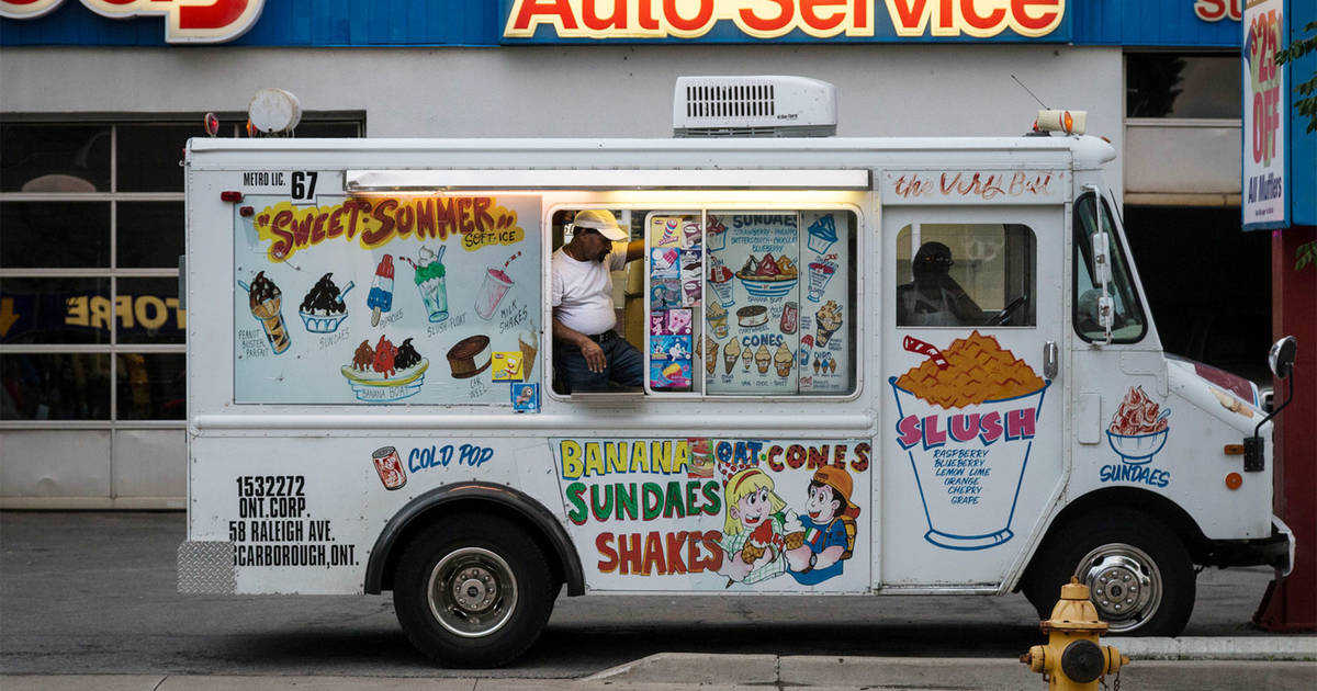 The history of the ice cream truck in Toronto