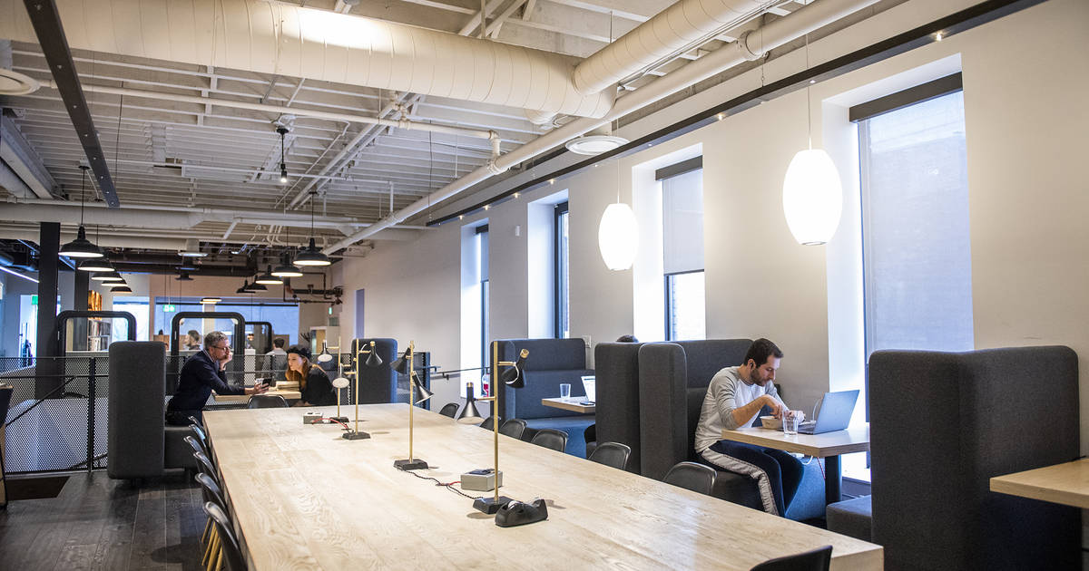The top 25 coworking and shared office space in downtown Toronto