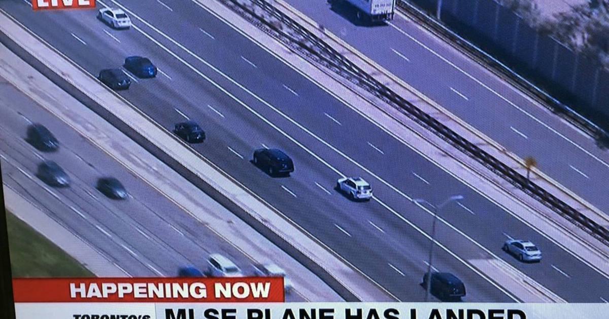 Toronto is now stalking Kawhi Leonard from the sky