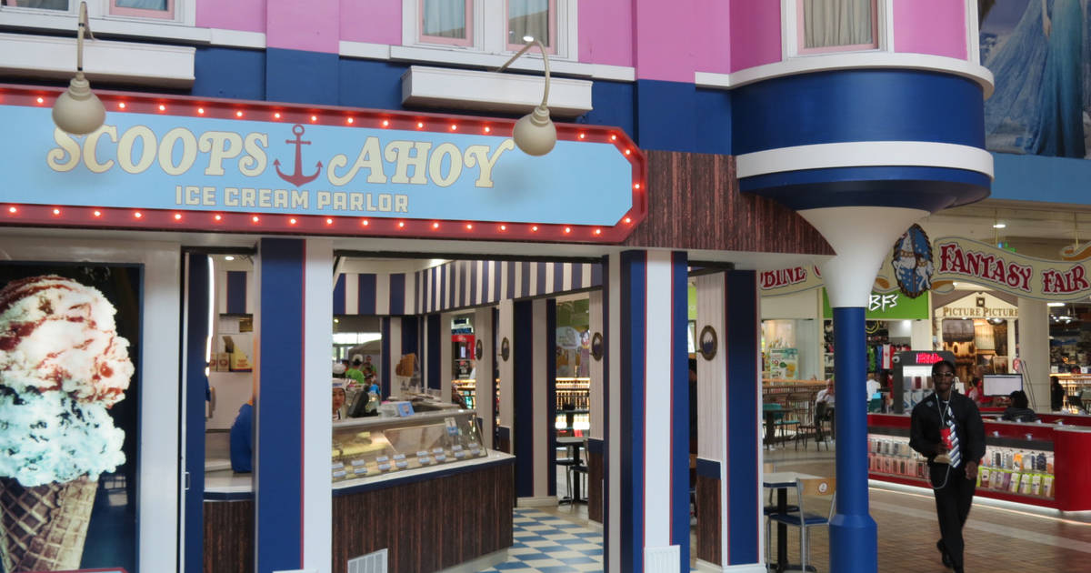 Toronto just got its own Scoops Ahoy from Stranger Things