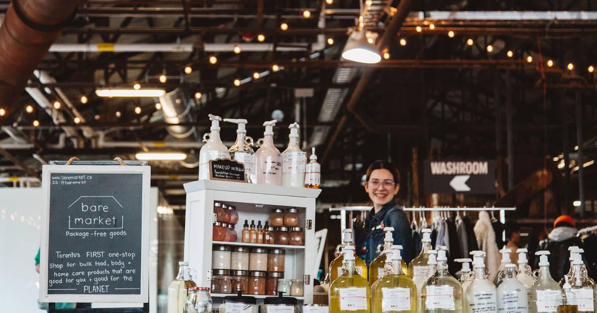 Toronto Is Getting Another Zero Waste Supermarket