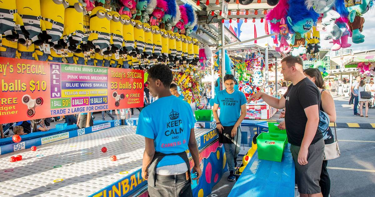 Toronto is really bummed out over ads for the CNE