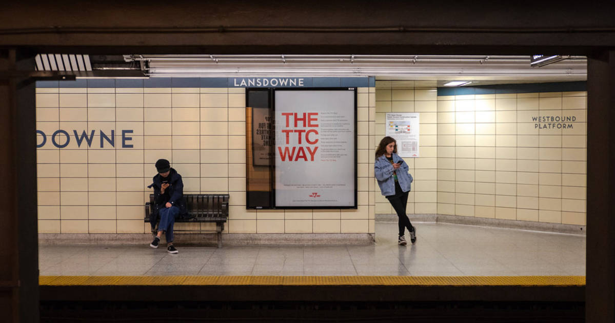 TTC rider shocked by X-rated ad on free public WiFi portal